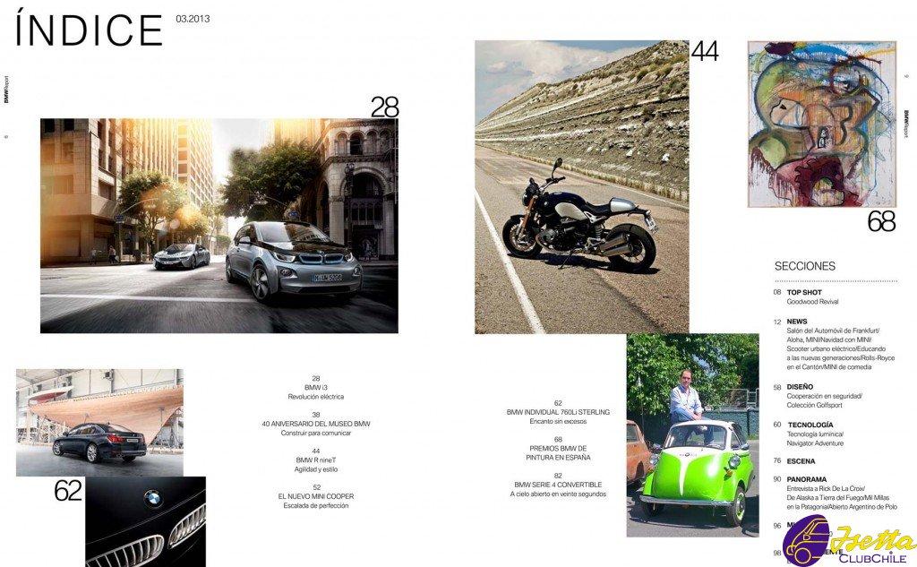 BMW magazine 3.2013 Latam Indice