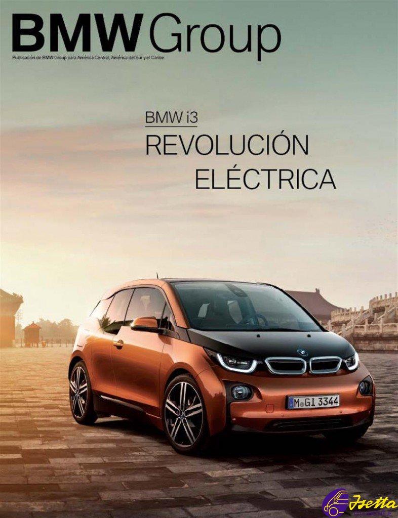 BMW magazine 3.2013 Latam Portada