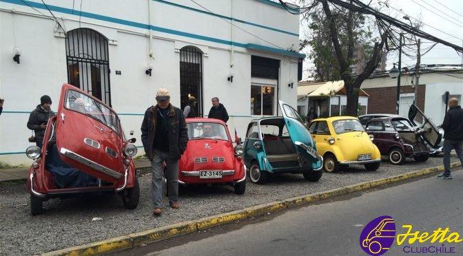 Julio 2016 – Barrio Italia