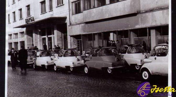 Belgrado, Yugoslavia. Diario «Borba»