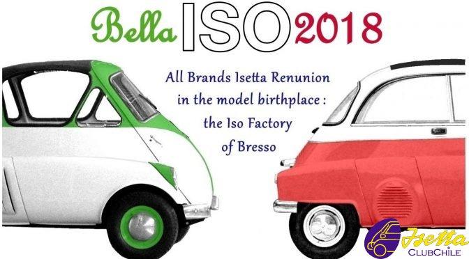 Bella ISO 2018