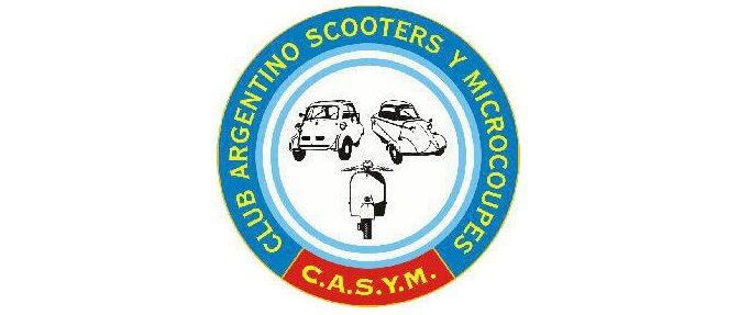 22 años del Club Argentino de Scooters y Microcoupés